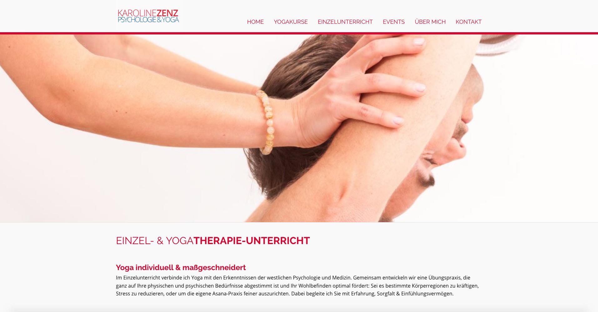 Fresh Herbs Communications Marketing Projektmanagement Website Salzburg_22_Karoline Zenz Yoga