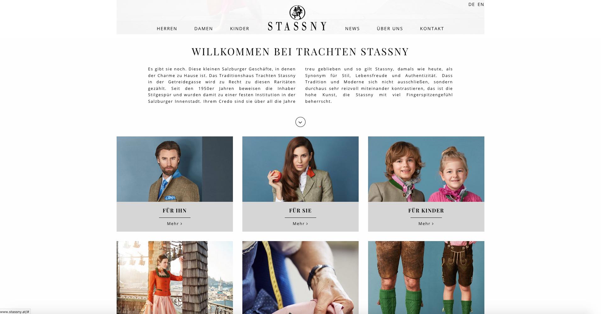 Fresh Herbs Communications Marketing Projektmanagement Website Salzburg_26_Trachten Stassny