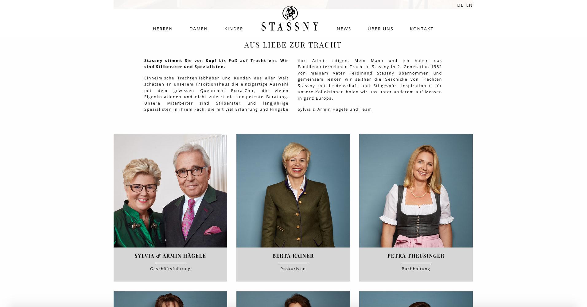 Fresh Herbs Communications Marketing Projektmanagement Website Salzburg_29_Trachten Stassny