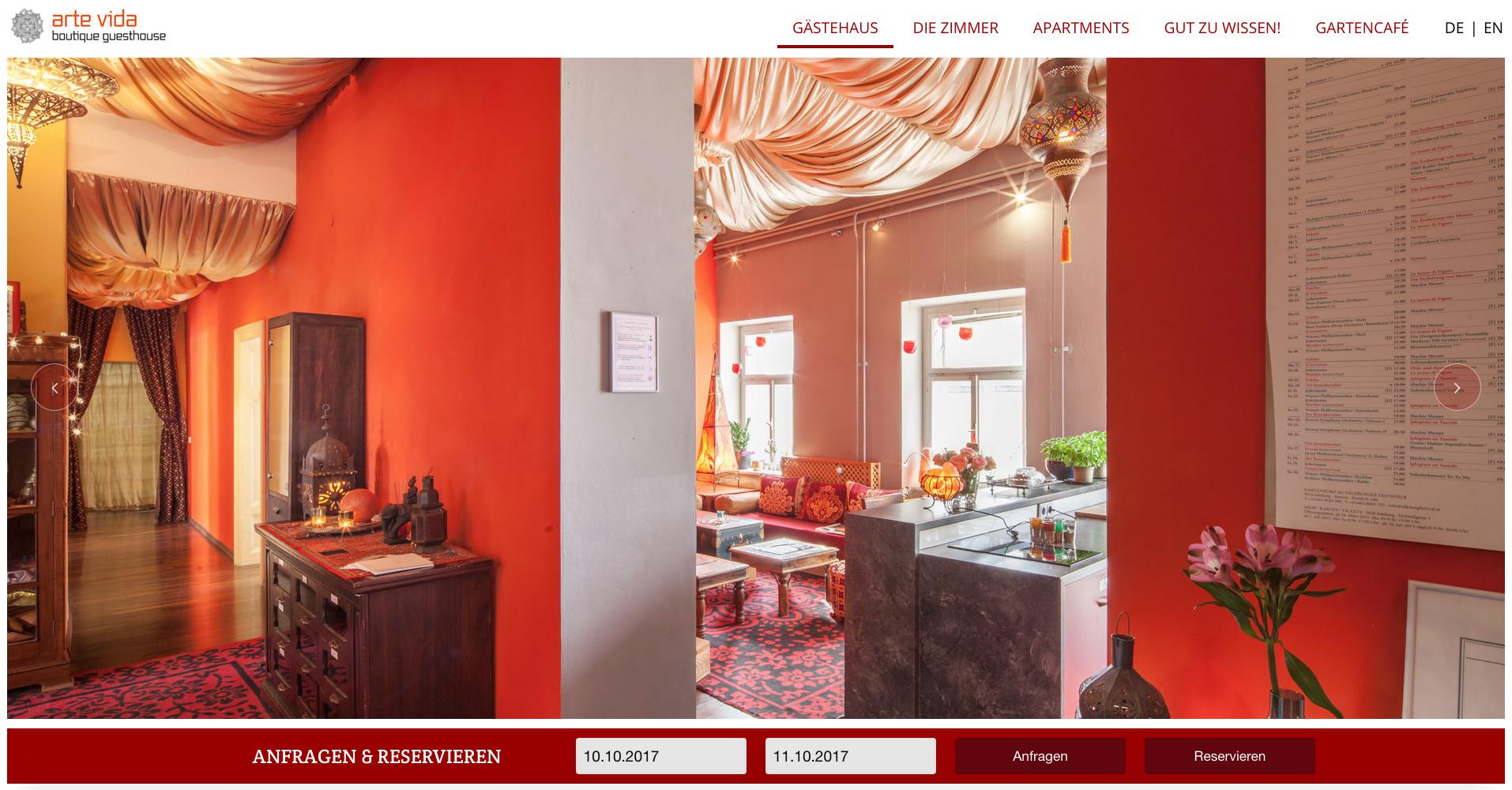 Fresh Herbs Communications Marketing Projektmanagement Website Salzburg_35_arte vida boutique guesthouse