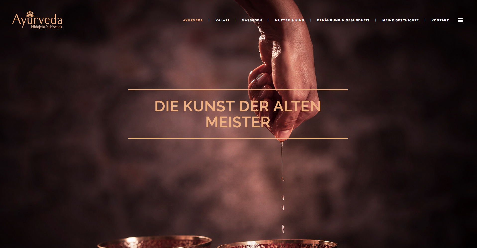 Fresh Herbs Communications Marketing Projektmanagement Website Salzburg_44_Ayurveda Hidajeta Schischek