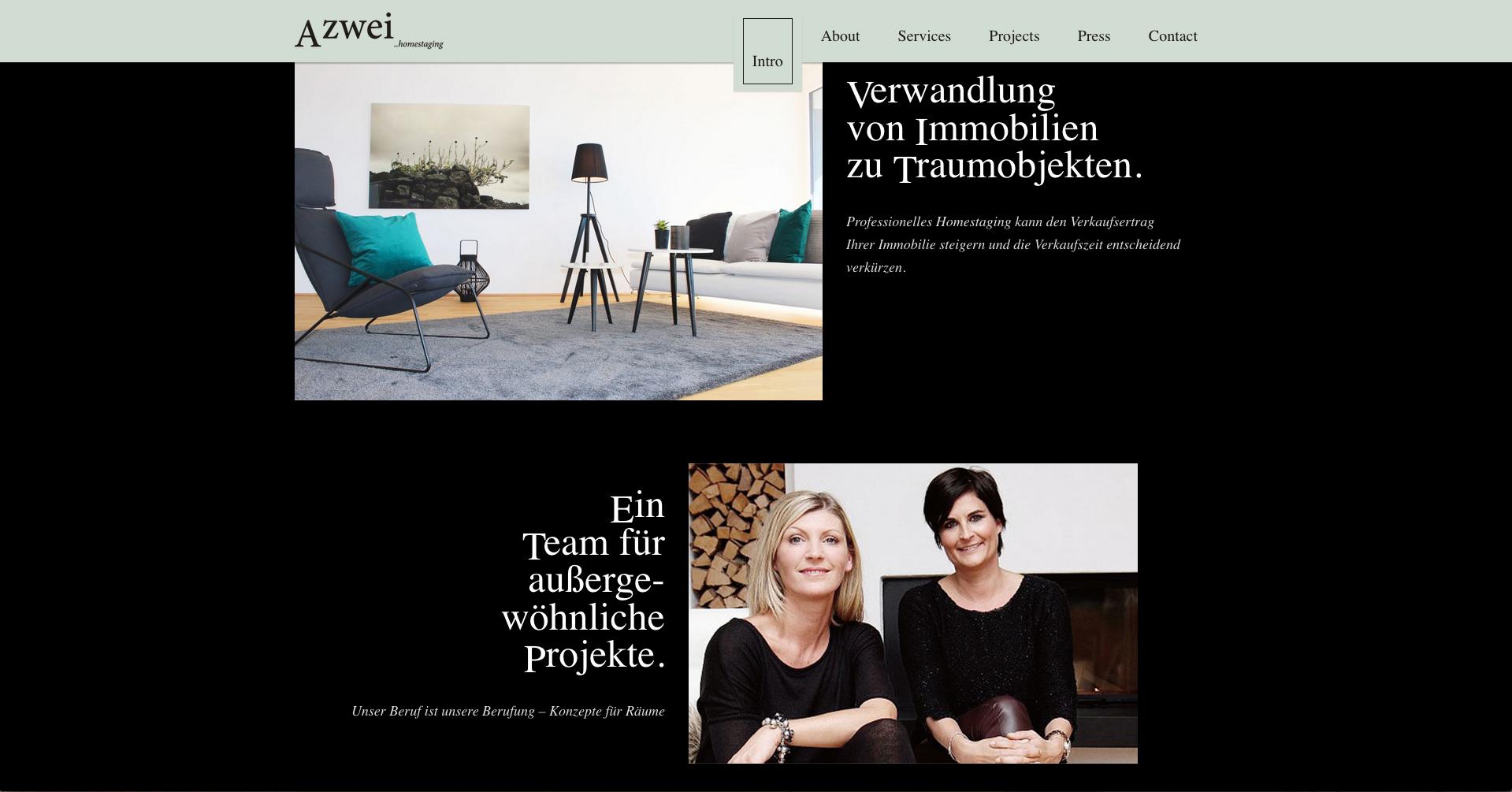 Fresh Herbs Communications Marketing Projektmanagement Website Salzburg_2_AZwei