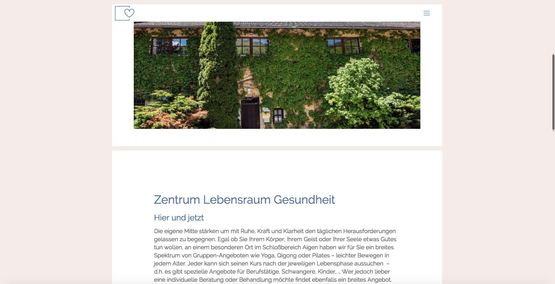 Fresh Herbs Communications Marketing Projektmanagement Website Salzburg_62_Lebensraums Gesundheit