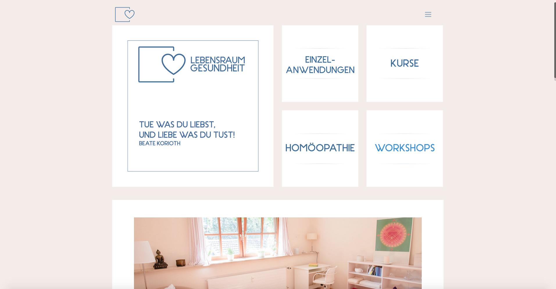 Fresh Herbs Communications Marketing Projektmanagement Website Salzburg_63_Lebensraums Gesundheit