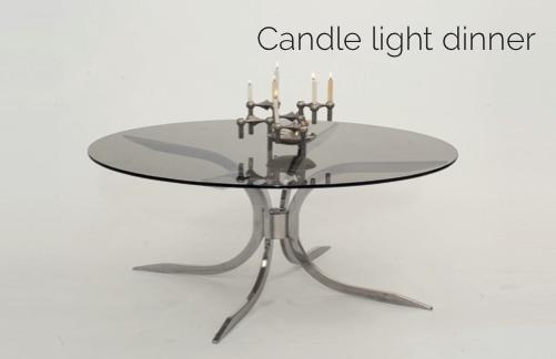 Visitenkarten Jetlag_2014_Candle light